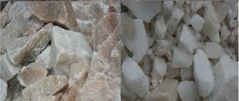 انواع سنگ نمک