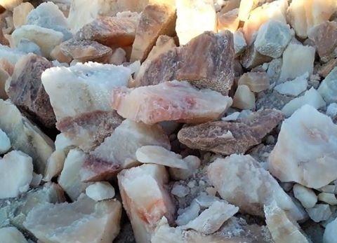 سنگ نمک تزیینی گرمسار