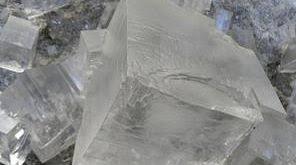 سنگ نمک شیشه ای