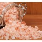 سنگ نمک طبیعی خوراکی