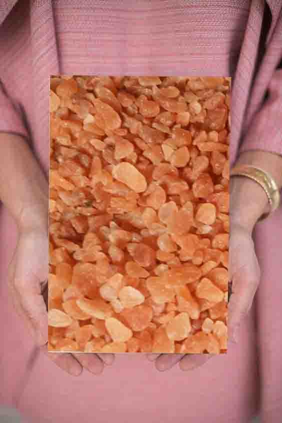 فروش سنگ نمک رنگی