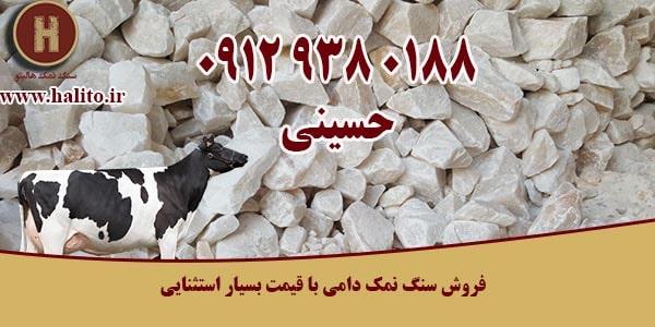 سنگ نمک معدن گرمسار