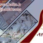 صادرات سنگ نمک به آذربایجان