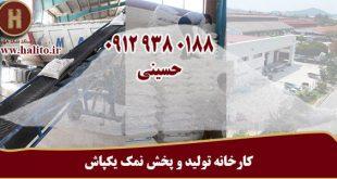 کارخانه تولید و پخش نمک