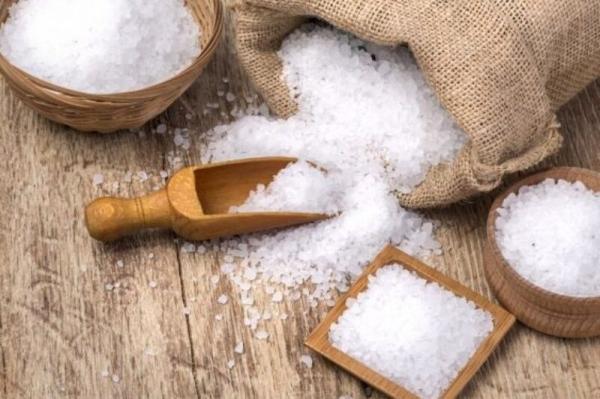 فروش عمده نمک صنعتی با قیمت مناسب