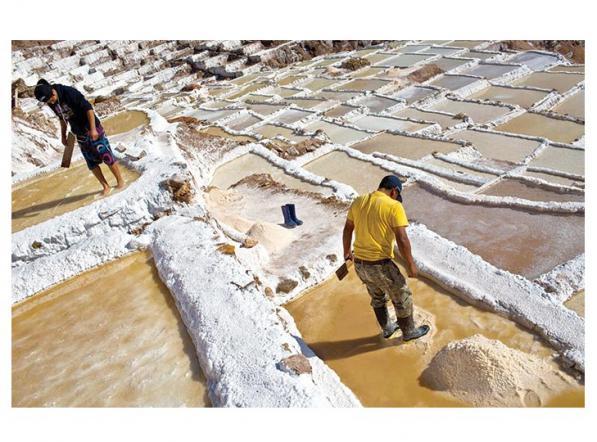 مراحل تولید نمک صنعتی چگونه است؟